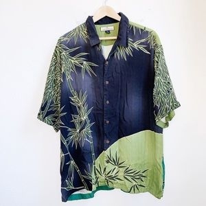 Tommy Bahama   Color-block Bamboo Relax Shirt